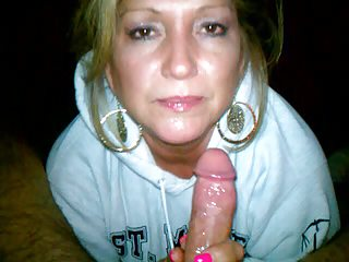 wife sucking a friend