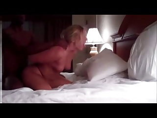 Amateur beautiful wife interracial