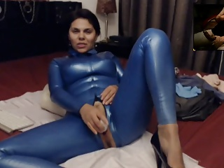 Latex webcam