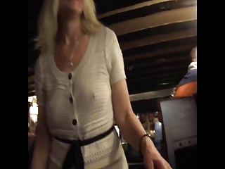 flashing milf 1