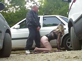 Precedent-setting forest dogging slut