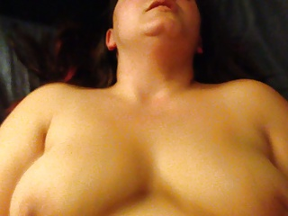 I love it when he makes my tits bounce