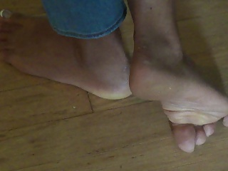 Sweet Bulgarian Feet atop Labor Day