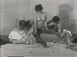 Vintage IR threesome