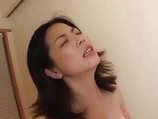 Teach MILF wife sex to virgin young